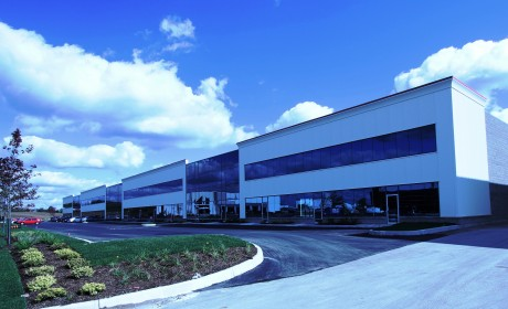 Available for lease Industrial units starting at 2,525 sqft